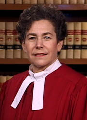 [Photograph of Court of Appeals Judge]