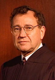 [Photograph of Court of Special Appeals Judge]